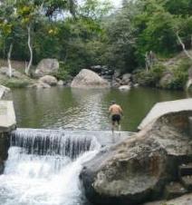 Cundinamarca viot for Piscinas naturales santander